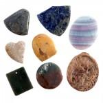 Přívěsky z minerálů