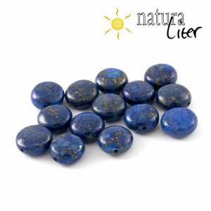 Lapis lazuli - disk, 10 mm
