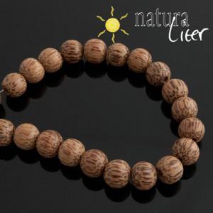Korálky z kokosu 10-11mm - 4ks
