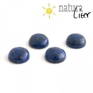 Lapis lazuli - kabošon 12mm