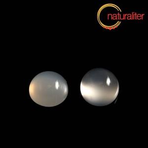 Měsíční kámen - kabošon 10mm