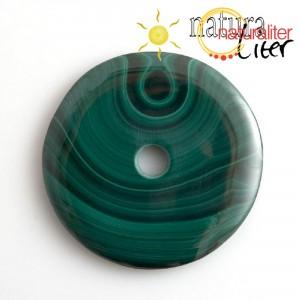 Malachit - donut 50mm