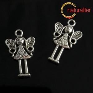 Anděl - přívěsek starostříbro 25x15mm
