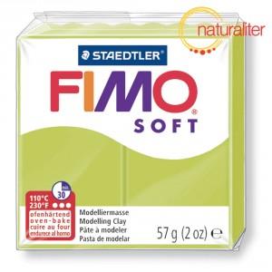 FIMO Soft 52 - zelená limetková 57g