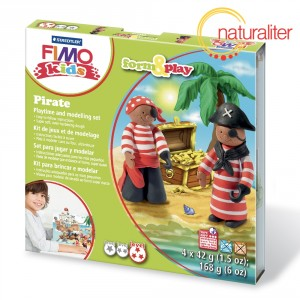 Sada FIMO kids form&play - Piráti