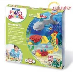 Sada FIMO kids form&play - Mořský svět