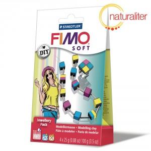 Šperková sada FIMO Soft DIY - kostky