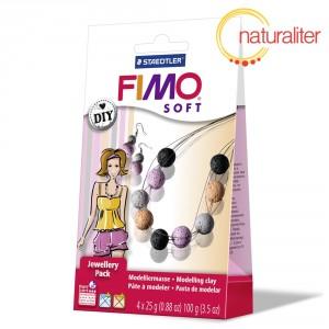 Šperková sada FIMO Soft DIY - korál