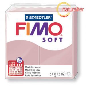 Výprodej - FIMO Soft 21 - růžová květinová 57g