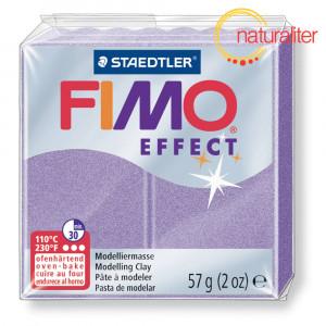 Výprodej - FIMO Effect 607 - perleťová fialová 57g
