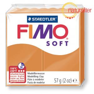 Výprodej - FIMO Soft 41 - sluneční oranžová 57g