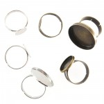 Prsteny - komponenty