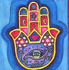 Ruka Fatimy – tajemný symbol hamsa