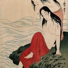 Ama – lovkyně perel z Japonska