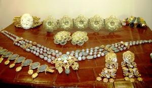 Filigránové šperky ze Sardinie