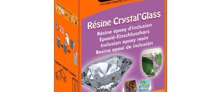 Křišťálová pryskyřice Cleopatre Crystall Glass 150 ml