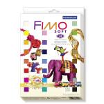 Sada FIMO restro s 24 odstíny