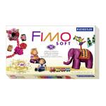 Sada FIMO retro s pomůckami